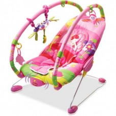 Cadeira Tiny Princess Gymini Bouncer Tiny Love